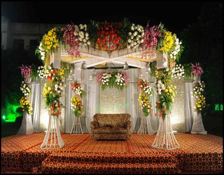 Wedding Stage Decor
