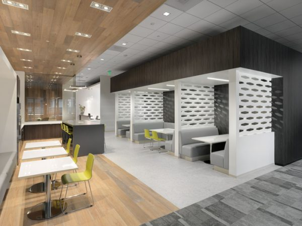 Latest Corporate Offices Interior Designs